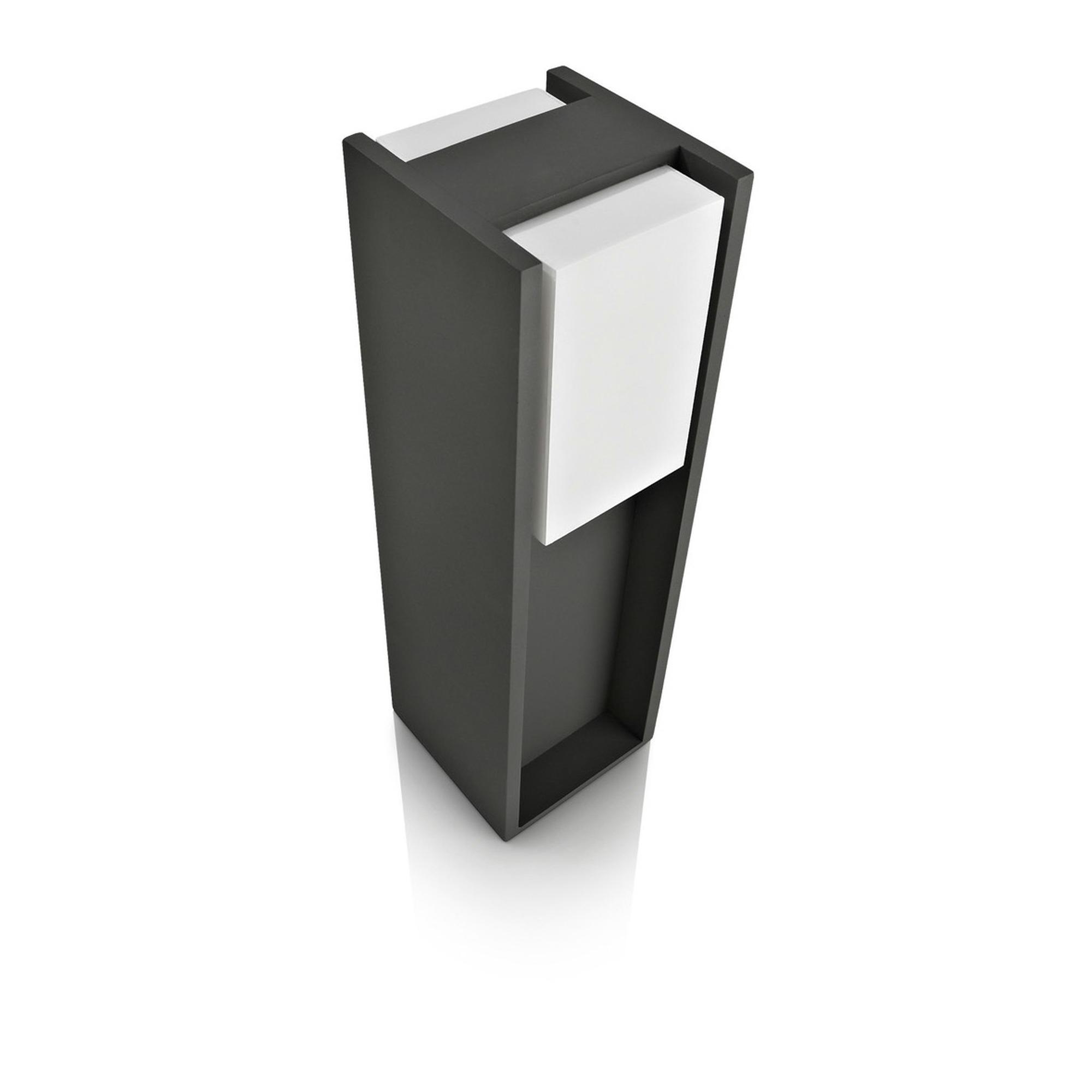 energie A+, Energiebesparende sokkellamp antracietkleurig, Philips