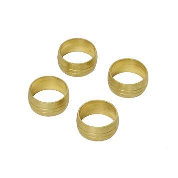 VSH knelfitting ring 15 mm 4 stuks