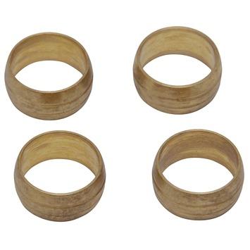 VSH knelfitting ring 12 mm 4 stuks