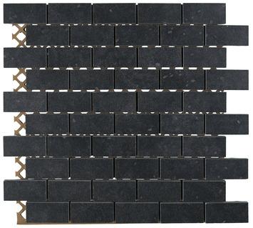 Mozaiek Moonbl.Zwart30X30CM 1St