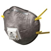 3M ademhalingsmasker latexverf
