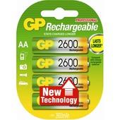 GP penlite batterij AA oplaadbaar (4 stuks)