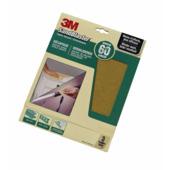 3M™ SandBlaster™ schuurpapier p60 3 stuks