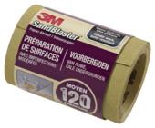 3M™ SandBlaster™ schuurpapier op rol p120 2,5mx11,5cm