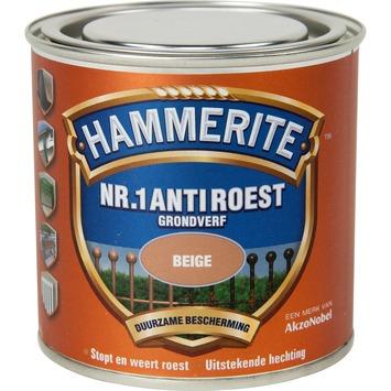 Hammerite Nr. 1 anti-roest grondverf beige 250 ml
