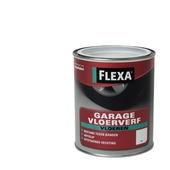 Flexa Vloeren garage betonverf wit 750 ml