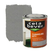 CetaBever steigerhout tuinmeubelbeits grey wash 750 ml