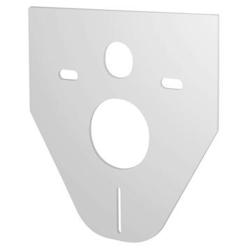 Plieger isolatiemat universeel tbv wandcloset wit