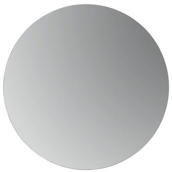 Plieger basic spiegel rond zilver 60 cm