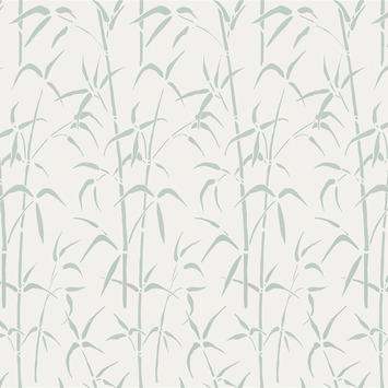 Raamfolie bamboe 200 x 67,5 cm (346-8349)