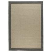 Buitenkleed Weaves grijs 160x230 cm