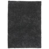 Vloerkleed Verona zwart 160x230 cm
