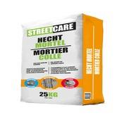Streetcare drainagemortel hechtend 25 kg