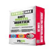 Streetcare voegmortel 25 kg