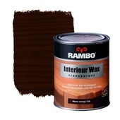 Rambo interieur wax warm wengé transparant 750 ml
