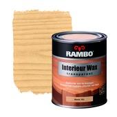 Rambo interieur wax blank transparant 750 ml