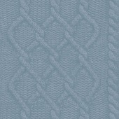 Vliesbehang blauw (dessin 50-324)