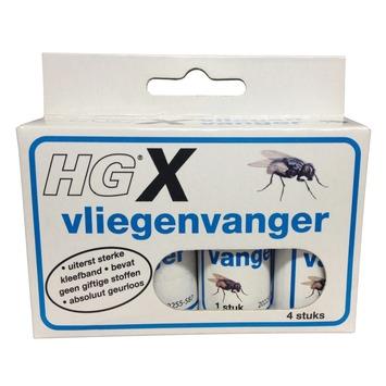 HGX vliegenvanger 4 stuks