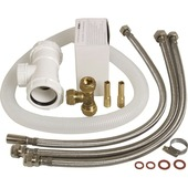 "Plieger boiler aansluitset 3/8"""" t.b.v. Heatboy & Daalderop boilers"