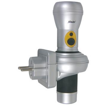 Geliefde Alecto zaklamp LED oplaadbaar zilver kopen? zaklampen | KARWEI XD16