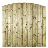 Schutting Exclusive vurenhout ca. 180x180 cm toog