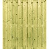 Schutting High vurenhout ca. 200x180 cm recht