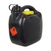 Jerrycan zwart 5 l