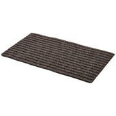 Schraapmat 40x70 cm bruin