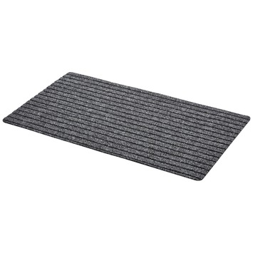 Schraapmat 40x70 cm grijs