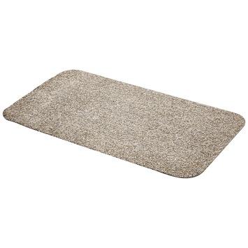 Droogloopmat 40x70 cm zand