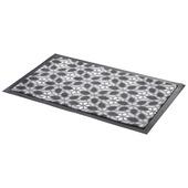 Droogloopmat 45x75 cm grijs