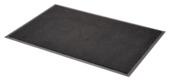 Droogloopmat 60x90 cm zwart