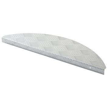 Trapmat aluminium traanplaat 1 stuks