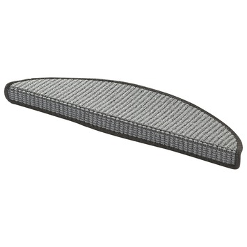 Trapmat zelfklevend grijs 15 stuks
