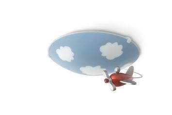 Philips myKidsRoom wand- en plafondlamp sky