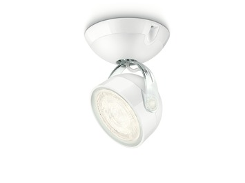 Philips plafondspot Dyna - Incl 1X LED 4W