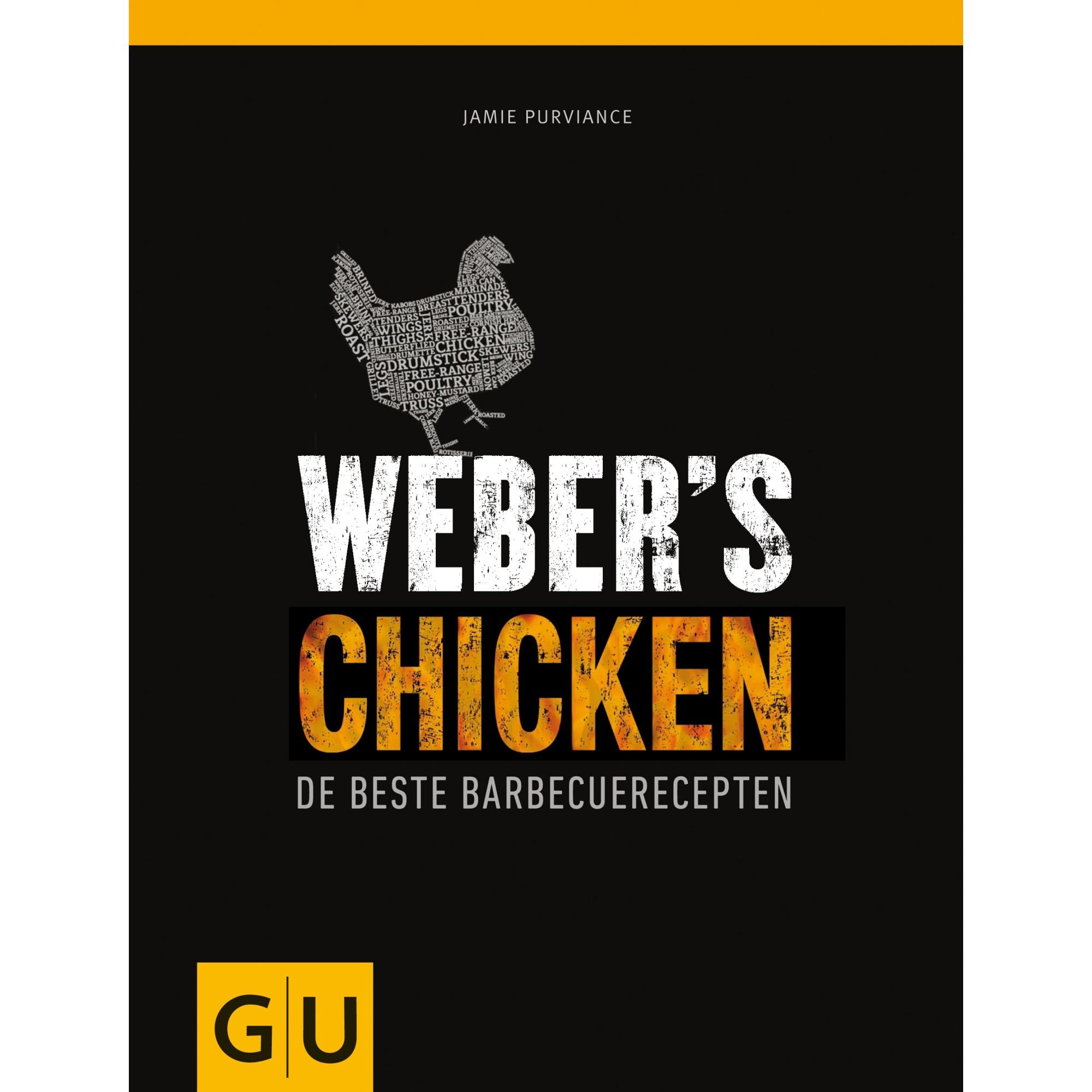 Weber Kookboek Weber's Chicken
