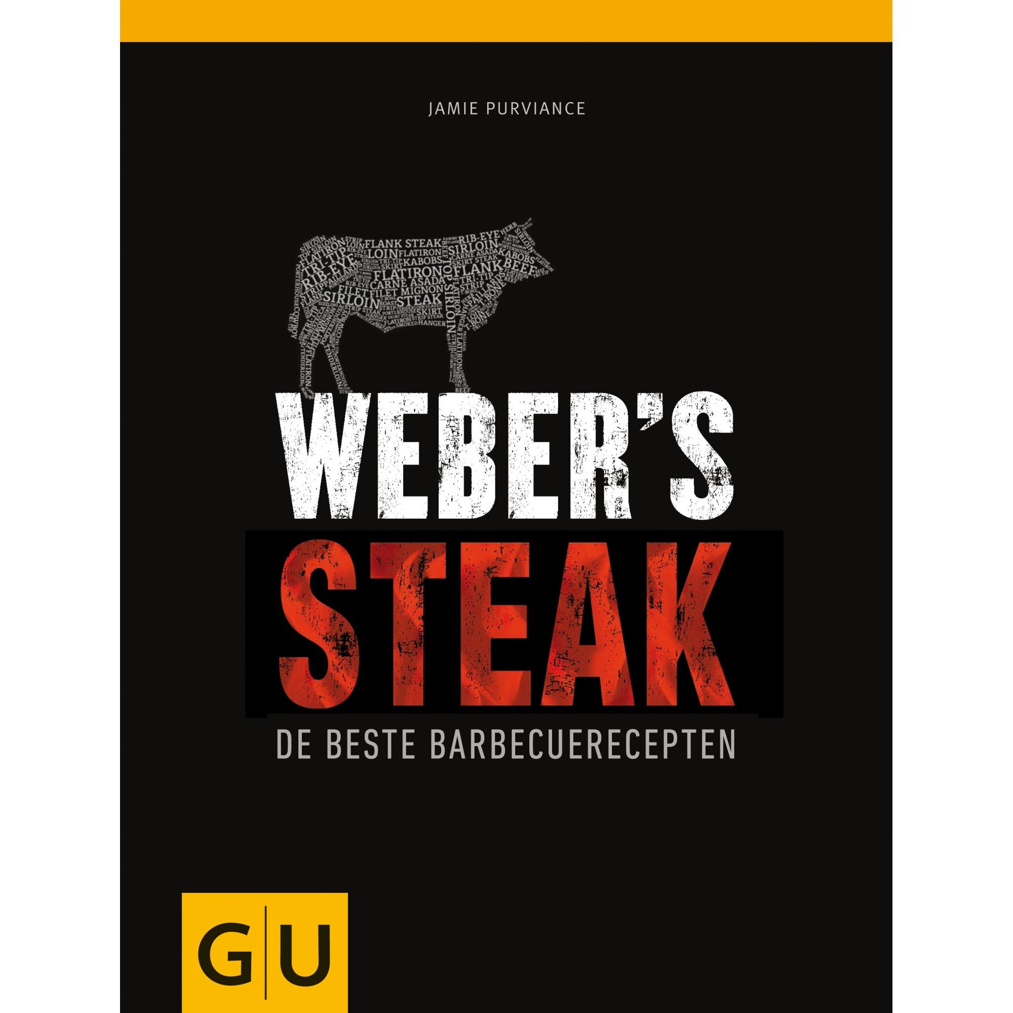Weber Kookboek Weber's Steak
