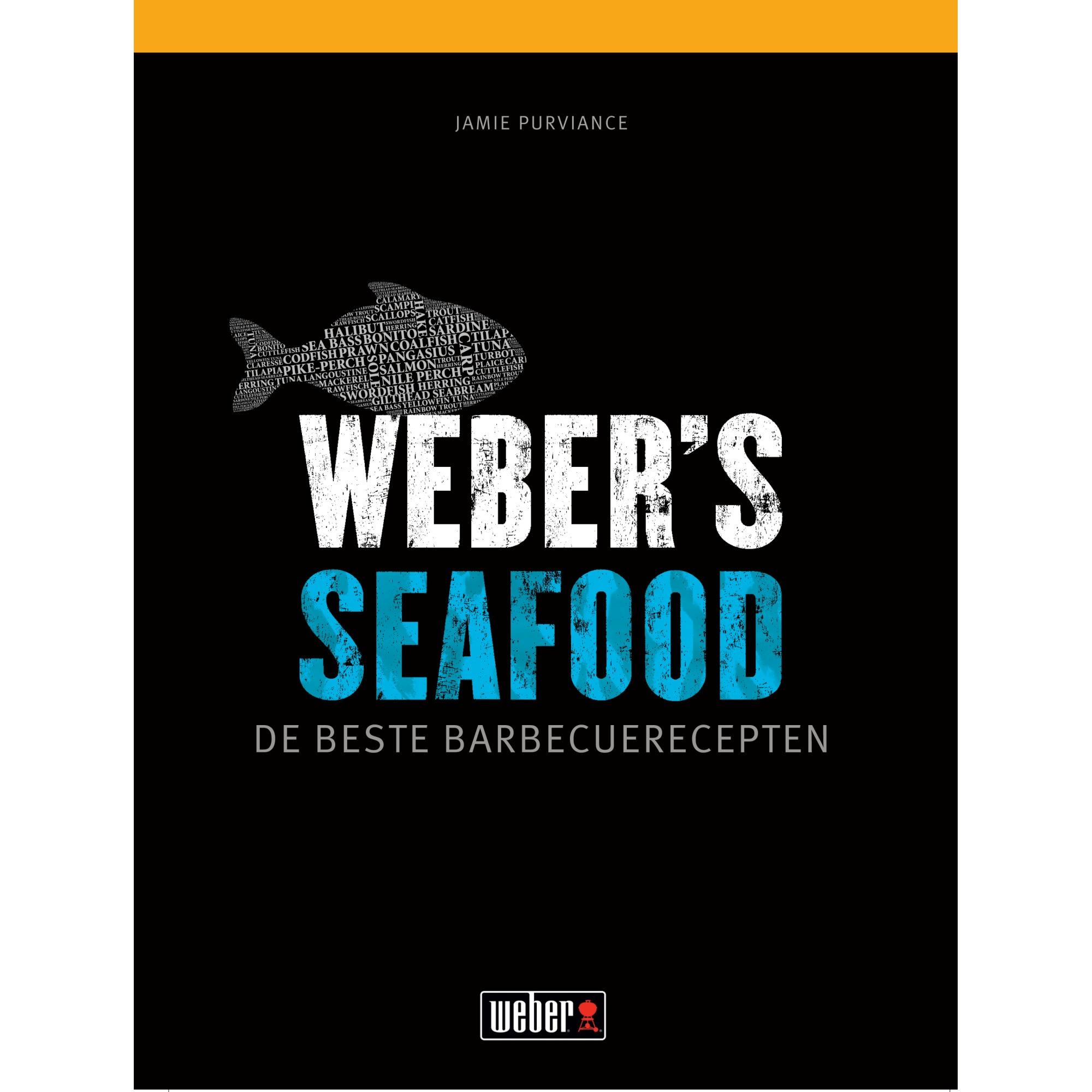 Weber Kookboek Weber's Seafood