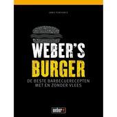 "Weber receptenboek ""Weber's Burger"""