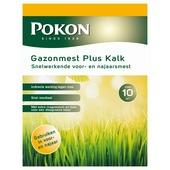 Pokon Gazonmest Plus Kalk (pak 1 kg)