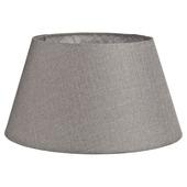 Lampenkap Safira conisch rond grijs 30 cm