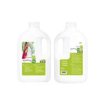 Travellife Kemping Green 2 liter