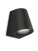 Philips wandlamp Virga zwart