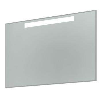 Bruynzeel spiegel met T5 lamp met verwarming aluminium 90 cm