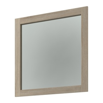 Bruynzeel Heros spiegel eiken grijs 80 cm