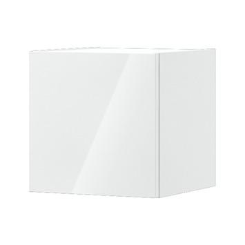 Bruynzeel blokkast hoogglans wit 35 cm