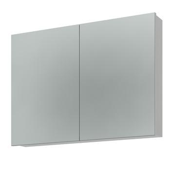 Bruynzeel spiegelkast 2-deurs 90 cm