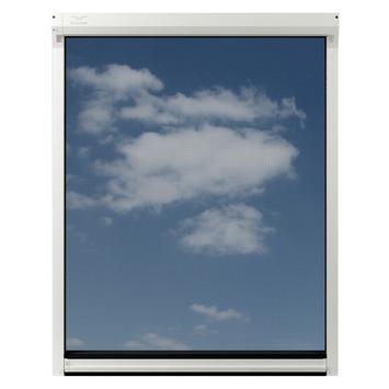 Bruynzeel raamrolhor s700 63x155 cm wit