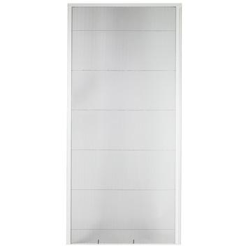 Bruynzeel plisséhordeur s700 150x240 cm wit